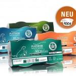 """Ideal für kleinere Hunde: """"PLATINUM MENU"""" jetzt auch in """"Mini""""-Größe erhältlich"""